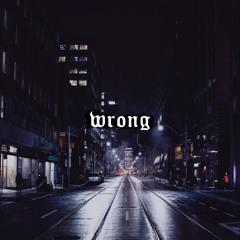 "[FREE] Murda Beatz x Night Lovell Type Beat ""Wrong"" | Hard Dark Trap Instrumental 2021"