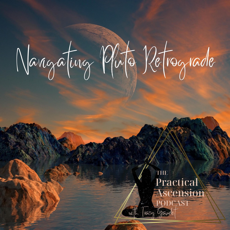 Navigating Pluto Retrograde