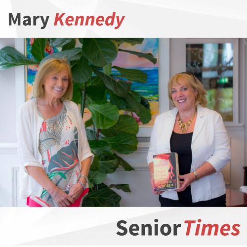 Mary Kennedy meets Patricia Scanlan