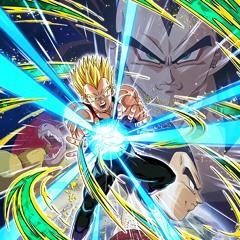 Dragon Ball Z Dokkan Battle - INT Super Saiyan Vegeta (GT) OST (Extended)