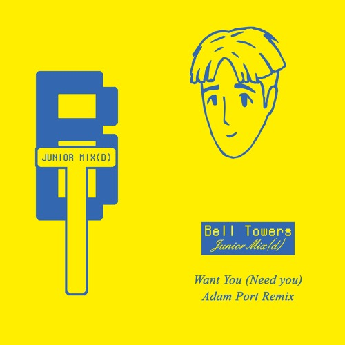 Bell Towers - Want You (Need You) Adam Port Remix // Public Possession