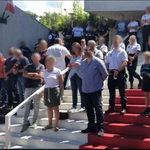 A Grasse, les forces de l'ordre ont manifesté malgré la reculade de Christophe Castaner