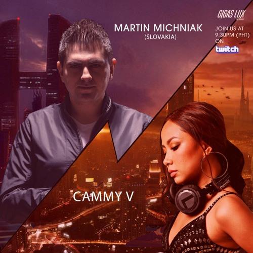 Martin Michniak - Gigas Lux July Livestream Guestmix - 25.07.2020