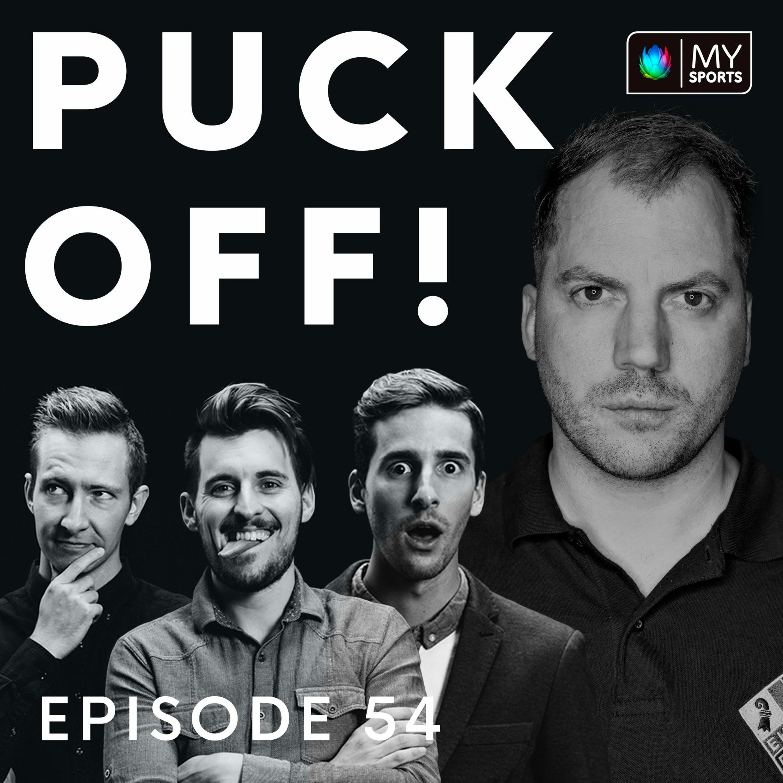 PUCK OFF! Episode Nr. 54 - Schäublin und das Dilemma der Amateurhockeyaner