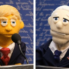 Is There Really Any Difference Between Muppet Trump & Muppet Biden?