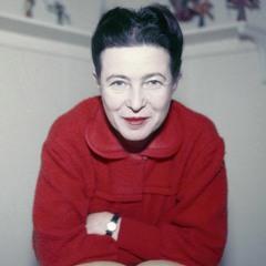 N59 - Simone de Beauvoir