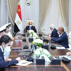#موقع_الرئاسة || نشاط السيد الرئيس عبد الفتاح السيسي خلال اليوم ٢٠٢١/٠٧/٢٢