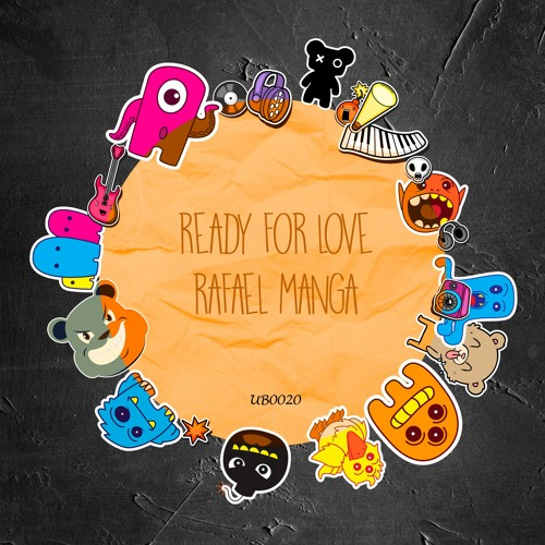 Rafael Manga - Ready For Love (Extended Mix)
