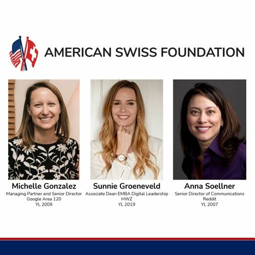 ASF CONNECT featuring Michelle Gonzalez, Sunnie Groeneveld, and Anna Soellner   July 1, 2021