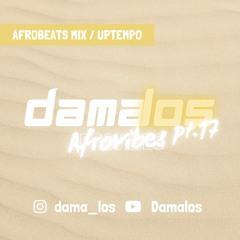 Afrovibes pt.17 by Damalos | AFROBEATS MIX 2021 (ft. ARRDEE | LAX | DAMSO | JORJA SMITH | BURNA)
