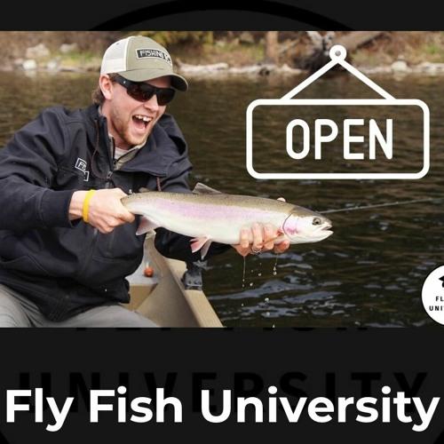 148 Fly Fish University,  Jordan Oelrich