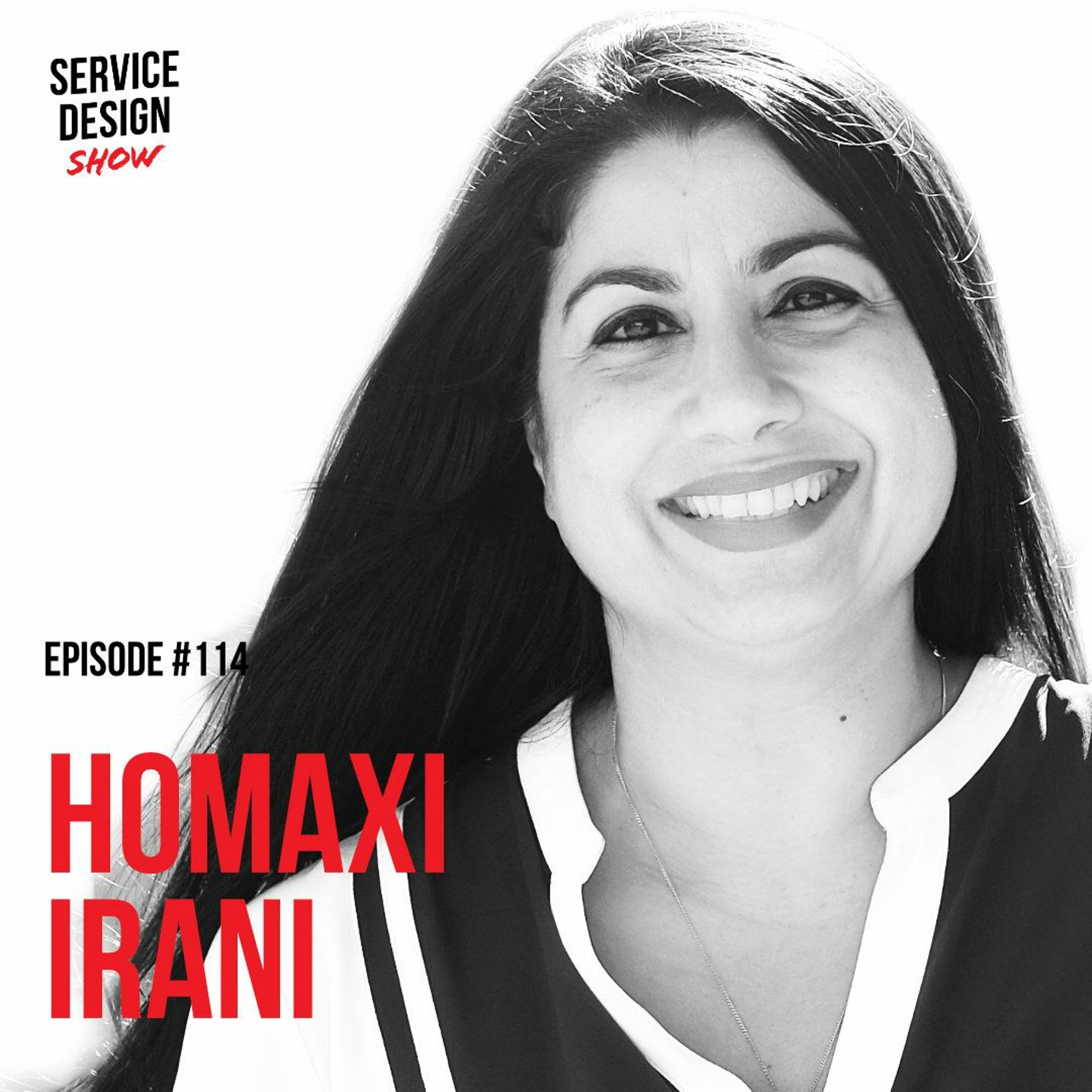 How to get design in to the boardroom / Homaxi Irani / Episode #114