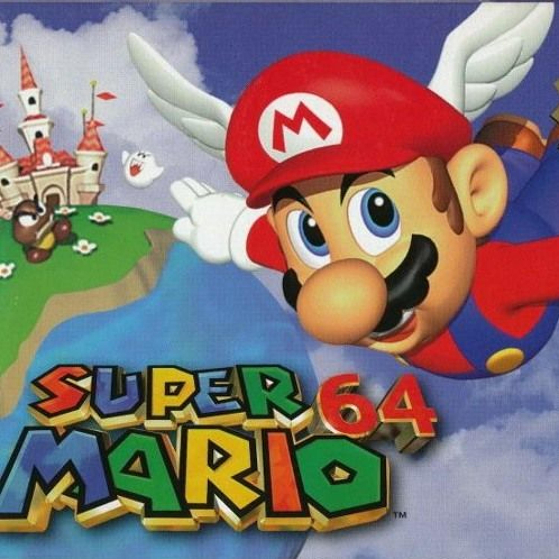 RetrovaniAss #44 - Super Mario 64