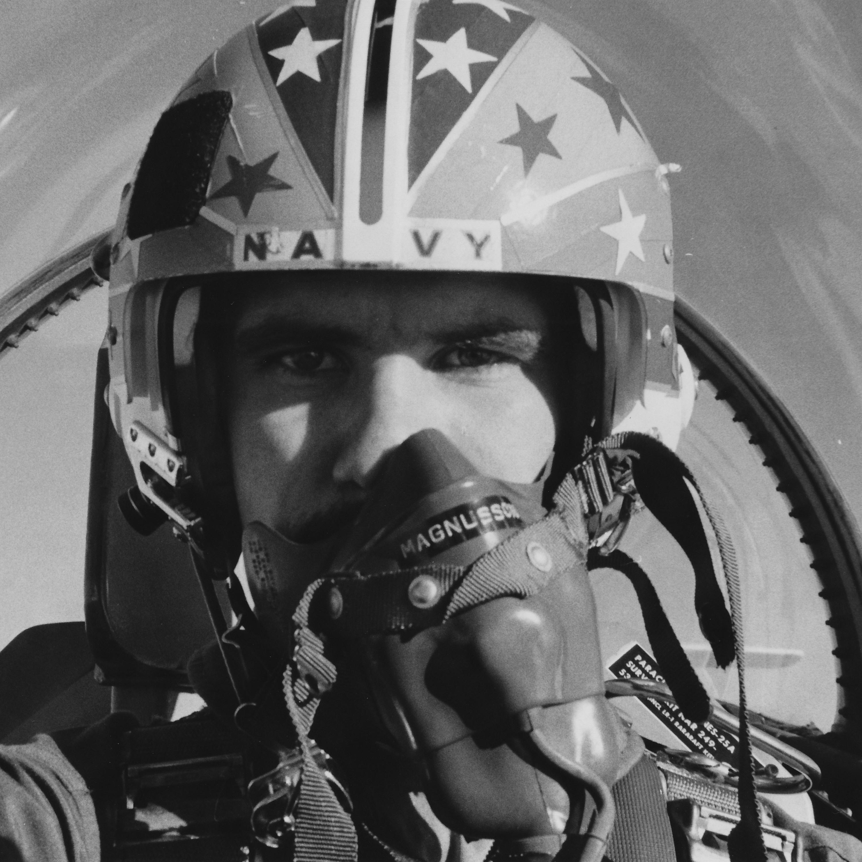 # 33 – íslensk-ameríski herflugmaðurinn – John S. Magnusson