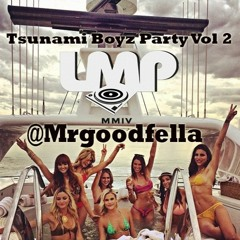 Tsunami Boys Party vol 2