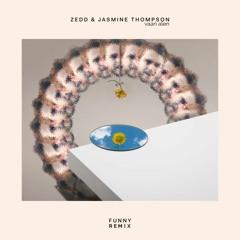 Zedd & Jasmine Thompson - Funny [vaan Alen REMIX]