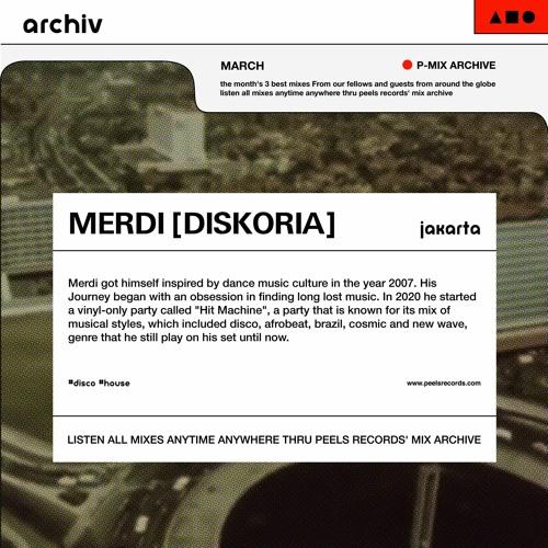 [PARCHIV0321] #02 Merdi(DISKORIA) - Jakarta