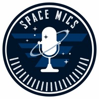 Space Mics Podcast is taking of at 16/04!