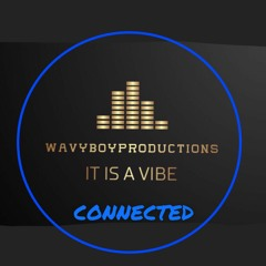 Connected - Instrumental produced by WavyBoyProductions