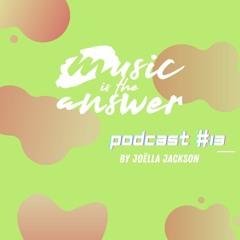 MITA Podcast #13 Joélla Jackson