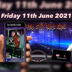 Real Spit Radio Show 11th June 2021