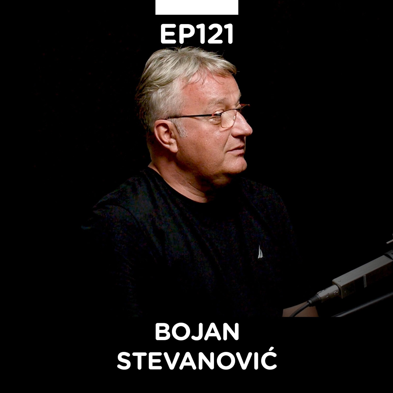 EP 121: Bojan Stevanović, Hauzmajstor - Pojačalo podcast