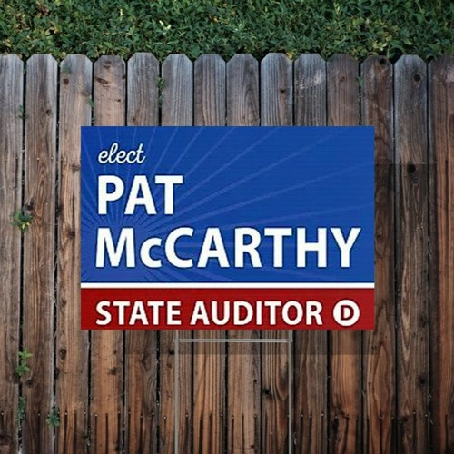 5 - 29 - 20 Pat McCarthy For WA State Auditor