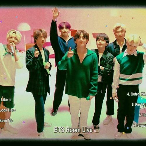 Telepathy by BTS (BTS Room Live)