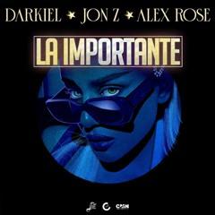 Darkiel Ft Alex Rose Jon Z - La Importante