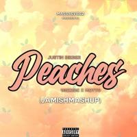 Justin Bieber - Peaches (Jamish Mashup) Ft Wickidc X Motto