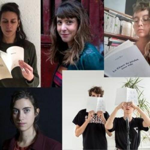 LECTURES D'AUTRICES PAR LE COLLECTIF « LA LECTURE-ARTISTE »
