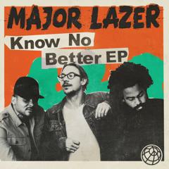 Major Lazer, Travis Scott, Camila Cabello - Know No Better (feat. Travis Scott, Camila Cabello & Quavo)