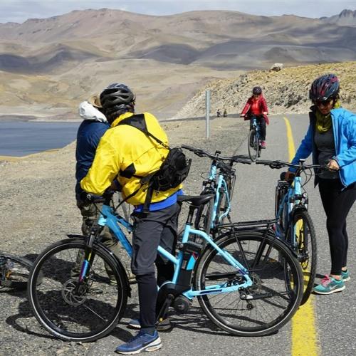 Şen Gençler - Gürkan Genç - Enes Şensoy Elektrikli bisikletler
