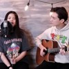 Powfu - death bed (coffee for your head) ft. beabadoobee (Cover by Andrew Foy and sister Renee) mp3