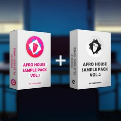 Afro House Sample Pack Bundle ( Vol.1 & Vol.2 + Extras ) by FL Studio Tunes