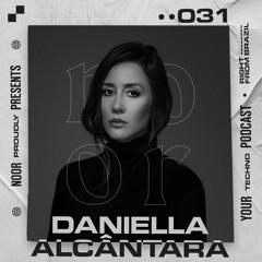 Noor Podcast 031: Daniella Alcântara
