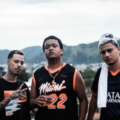 Nevoeiro, 2X' - Favela Nas Mãos De Deus (Prod. LB Único)