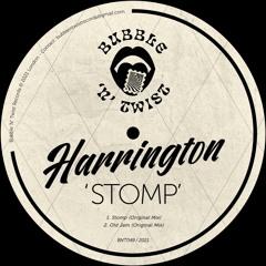📣 HARRINGTON - Stomp [BNT049] 4th June 2021
