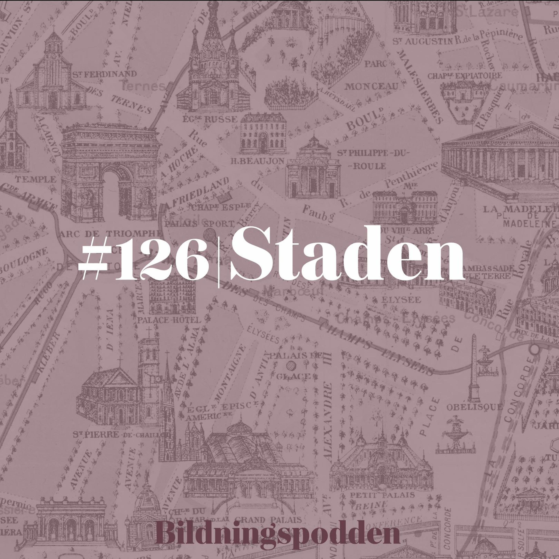 #126 Staden