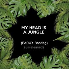 WANKELMUT & EMMA LOUISE - My Head Is A Jungle (PADOX Bootleg)