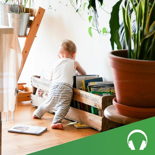 Stay-at-home Baby Storytime