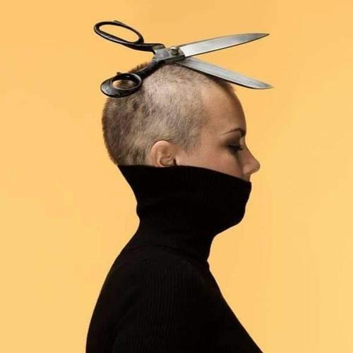 """Discussion """"cheveux"""" avec Anne-Lise Nadeau."""