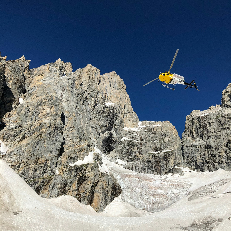 34. Part 2: Crevasse Rescue on the Teton Glacier
