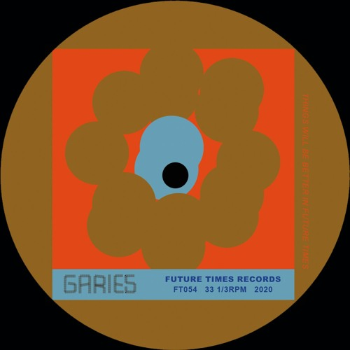 Garies - In Bits EP - FT054