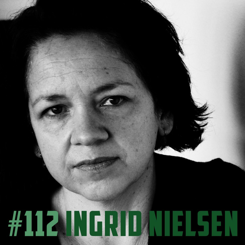 """Ingrid Nielsen leser dikt fra """"Den andre Jakobsstigen"""""""