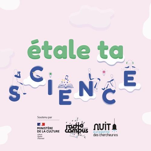 Etale ta science |  le podcast des sciences participatives & de la recherche culturelle
