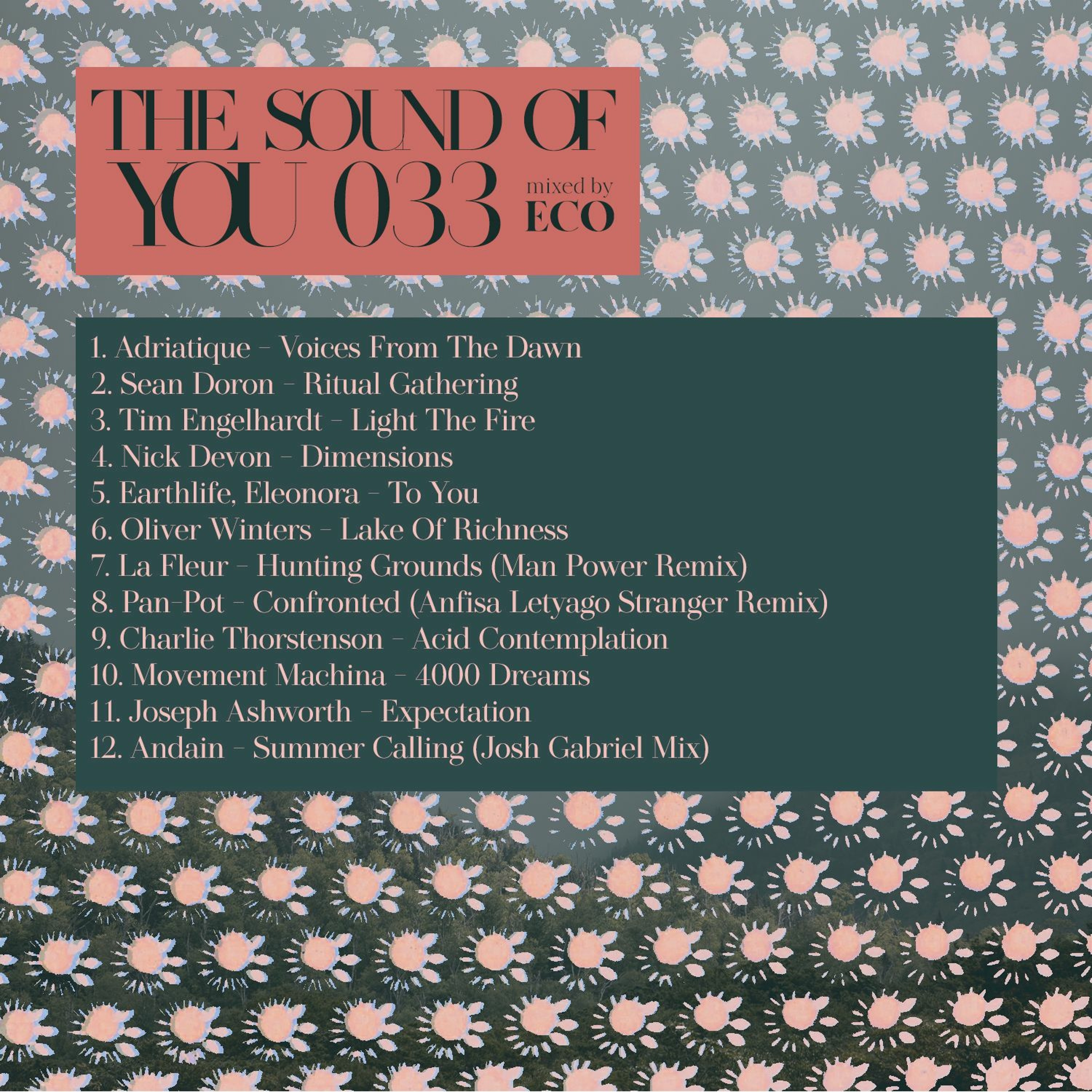 The Sound of You 033