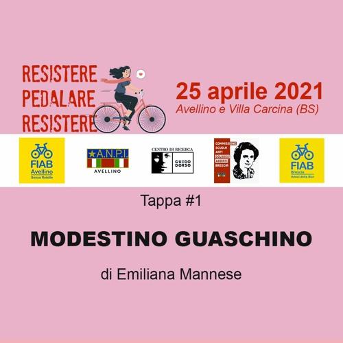 Tappa #1 - Modestino Guaschino