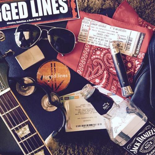 Jaggedlines-Robot girlfriend (Mix/Master SULTANA SOUND STUDIO)