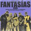 Fantasias Remix - Rauw Alejandro x Farruko x Anuel AA x Natti Natasha x Lunay Portada del disco